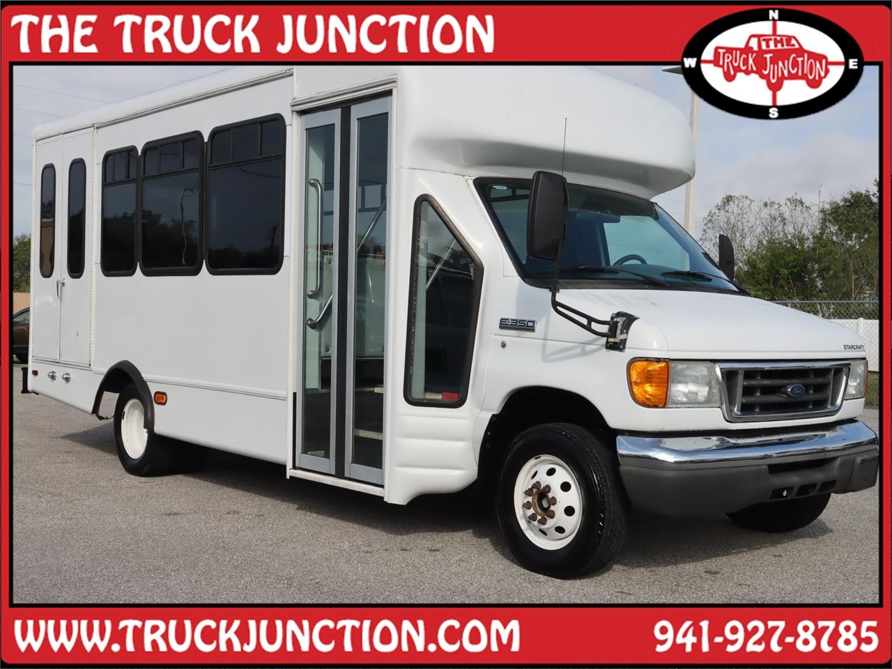 2007 Ford Econoline Commercial Cutaway E-350 Super Duty DRW